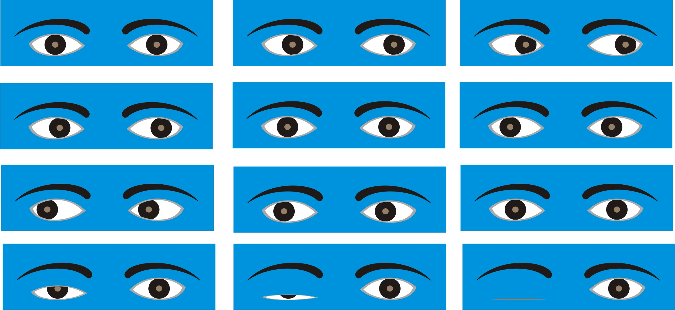 Latihan Corel Eyes Indahnya Design